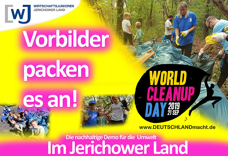 World Clean Up 2019